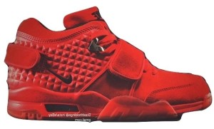 Nike Air Trainer V Cruz Red October