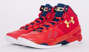 Curry Two Field General 1259007-601