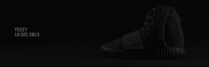 Yeezy 750 Black Boost