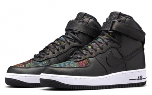 Women's Nike Air Force 1 High BHM 836228-001