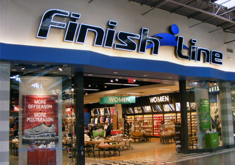 Extra 25% off at Finish Line