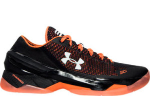 """Under Armour Curry 2 Low """"Giants"""" (style 1264001-004)"""