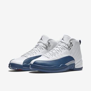 Air Jordan Retro 12 French Blue style 130690-113