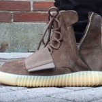 Brown Yeezy 750