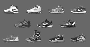 Kobe 2016 Retro Fade To Black FTB Prelude pack