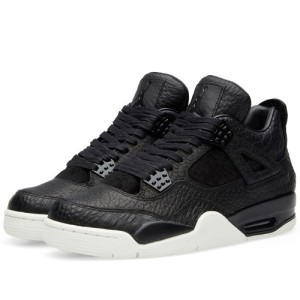Jordan Retro 4 Pinnacle Pony Hair First Class Flight 819139-010