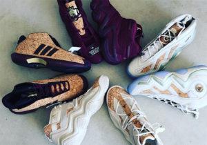 Kobe Adidas Vino pack