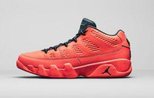 Jordan Retro 9 Bright Mango 832822-805