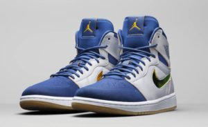 Retro 1 Dunk From Above