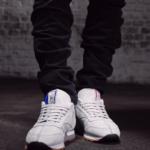 Kendrick Lamar x Reebok Classic CL split