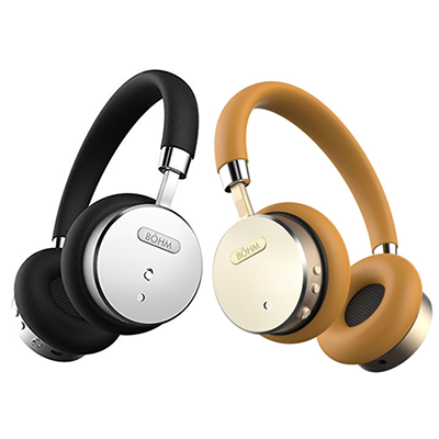 75% off BÖHM Bluetooth Wireless Noise Canceling On Ear Headphones