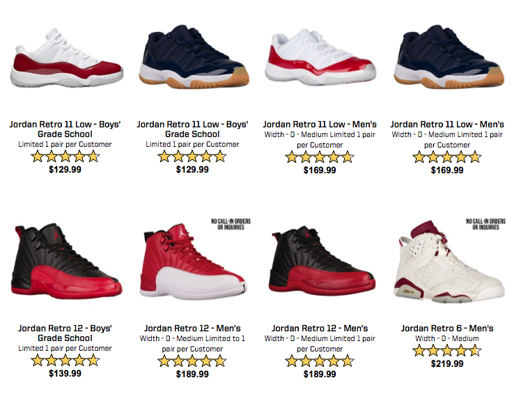 ANOTHER Jordan Retro Restock Coming Tomorrow!
