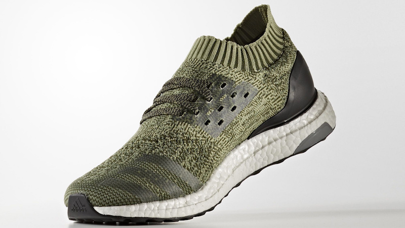 70ef59de8 Adidas Ultra Boost Uncaged Base Green - Cop These Kicks