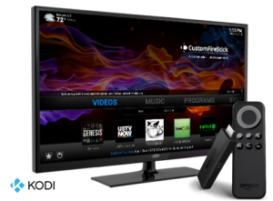 Kodi and Amazon Fire TV Stick