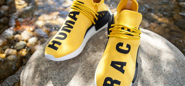 Pharrell Williams x Adidas NMD – GOOD LUCK!