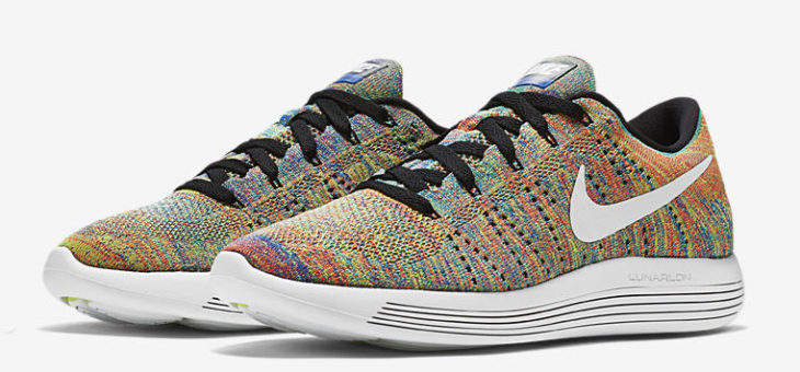 9611472168712 Nike Flyknit Lunarepic Low Multicolor Available