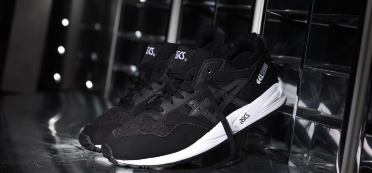70% Off Asics Black White Pack – only $30 with Free Shipping