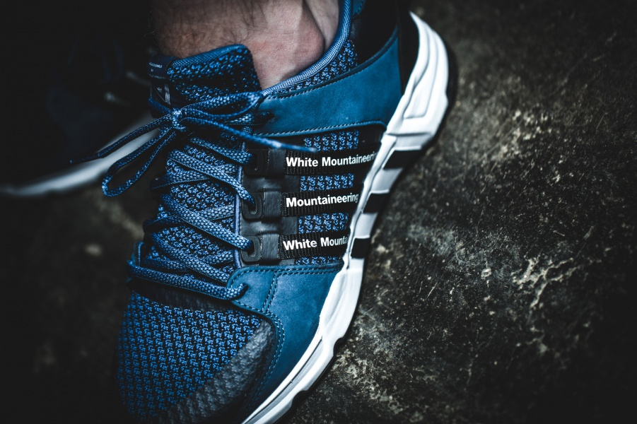 4ee19493d0f White Mountaineering x Adidas EQT - Cop These Kicks