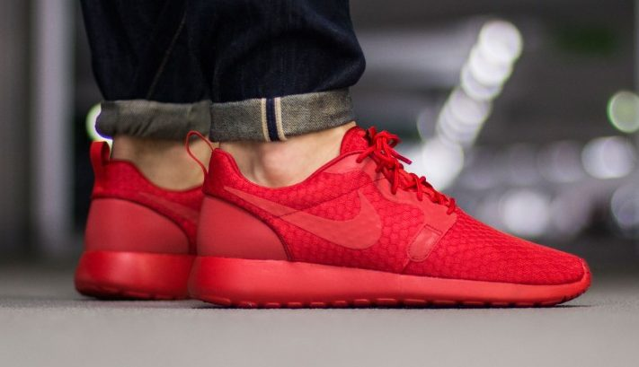 hot sale online 28ace 5136a nike-roshe-one-hyp-all-red-1