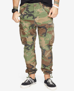 Ralph Lauren Camo Pants on sale for $40 with coupon