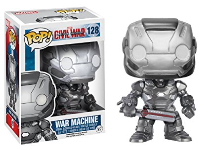Funko POP! War Machine on sale for under $5