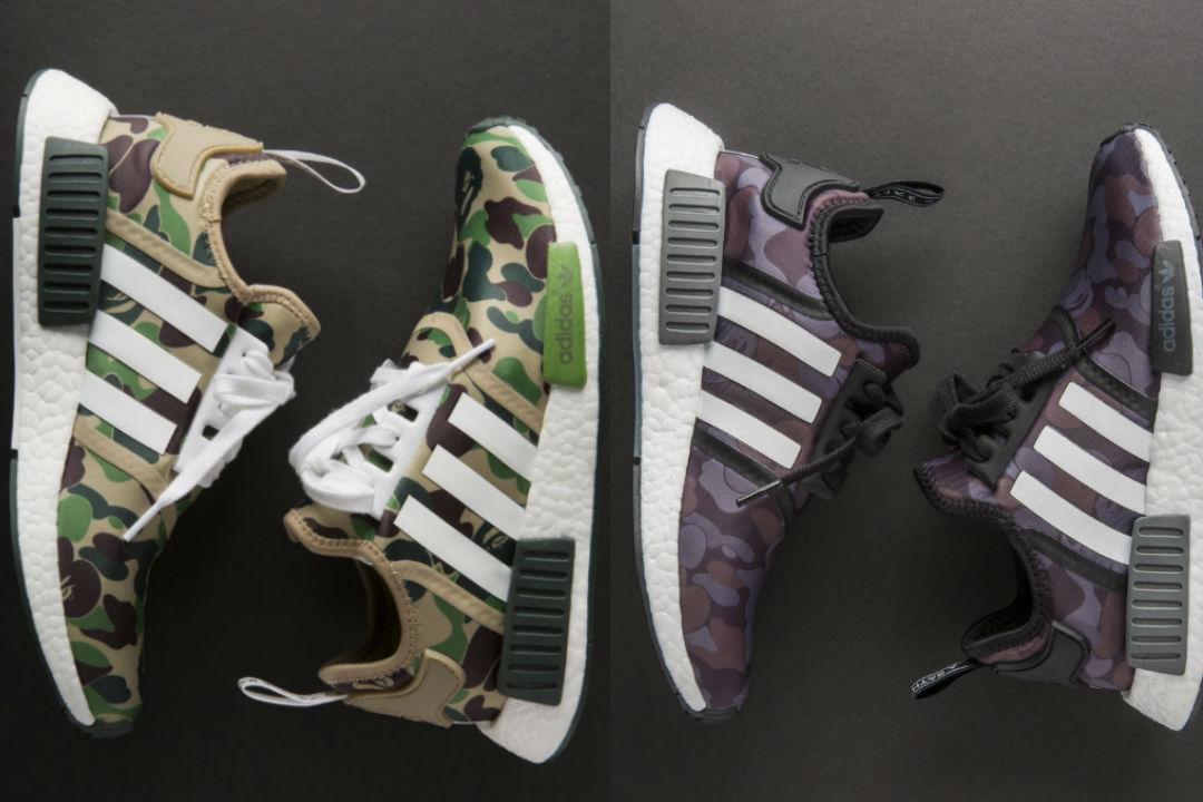 2f3bc9cf6 BAPE x Adidas NMD Collection Links - Cop These Kicks
