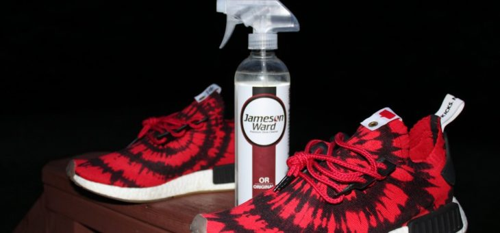 Review – Jameson Ward Shoe Cleaner