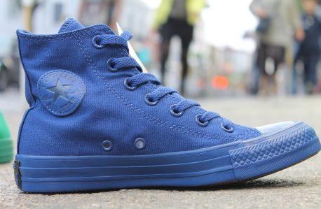 Converse Chuck Taylor Mono Blue - On
