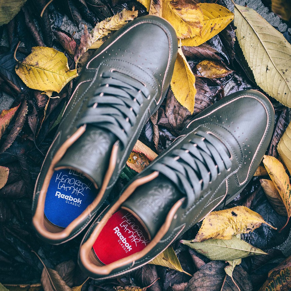 buying cheap wholesale dealer sale retailer reebok-x-kendrick-lamar-classic-leather-lux-red-and-blue ...
