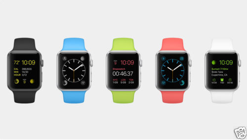 Apple Watch 38mm On Sale For $160 w/Free Shipping