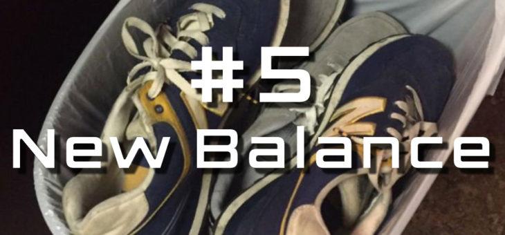 #5 New Balance