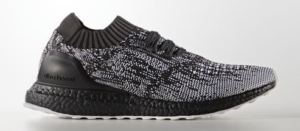 innovative design 468e5 49080 adidas Ultra Boost Uncaged Black/White