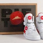 Pizza Hut Pie Tops with Shoebox