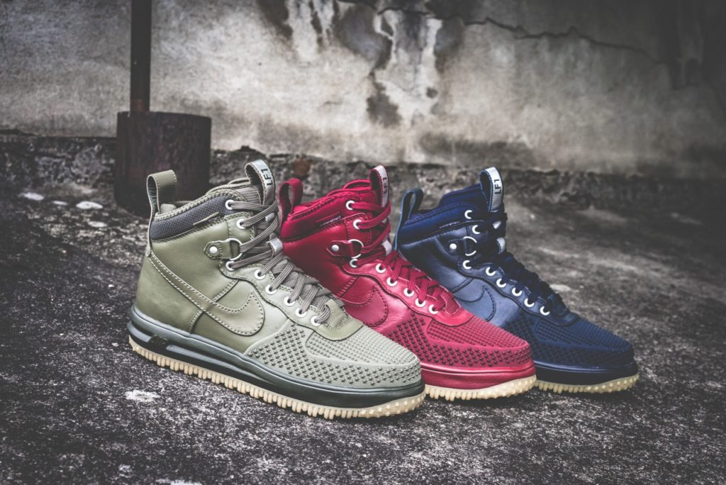 newest 1c703 75fdf ... discount save 50 off the nike lunar force 1 duckboot. only 83 at  checkout retail