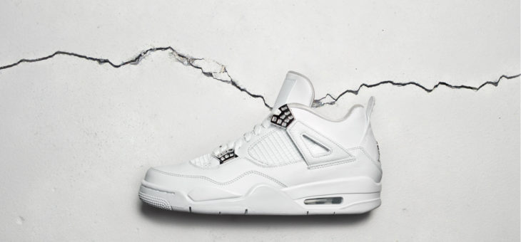 "Jordan Retro 4 ""Pure Money"" Release Links"