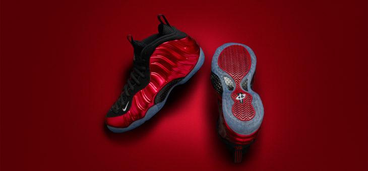 5085e036fa109 Nike Air Foamposite Pro Metallic Red (314996-610) Release Links