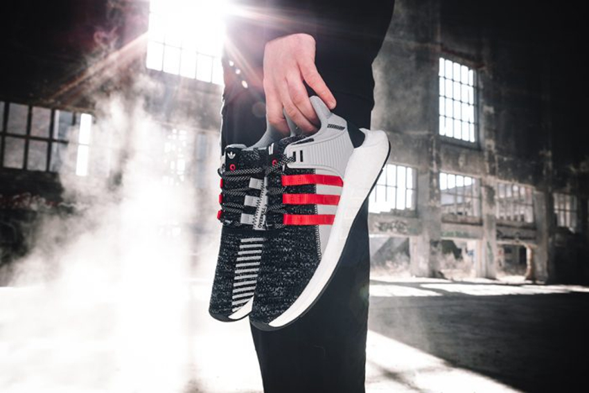 low priced 55565 064d3 This weekends release of the Overkill x adidas EQT Support Future Coat Of  Arms will surely be on ...