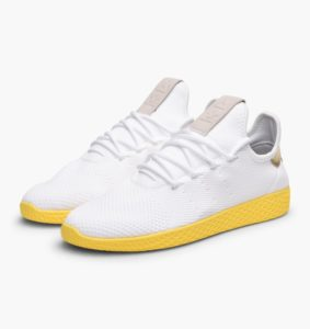 32b509f0d Pharrell Williams x Adidas HU Tennis Release Links - Cop These Kicks
