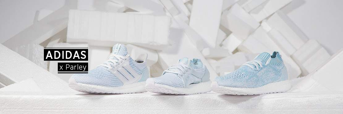 9a1668b2a4ebd2 Parley Oceans x adidas UltraBoost Release Links - Cop These Kicks