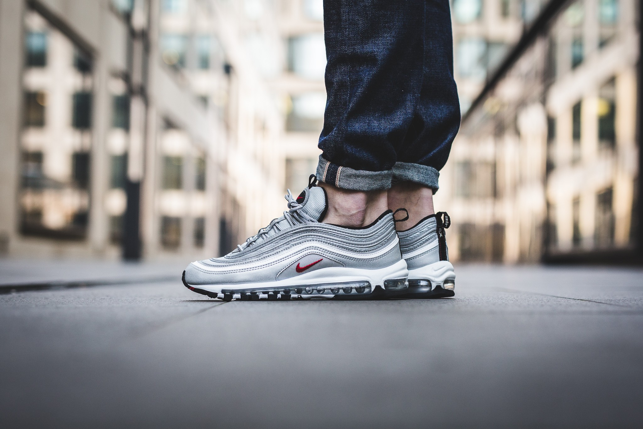 UPDATE: The Nike Air Max 97 'Silver Bullet' Restocks