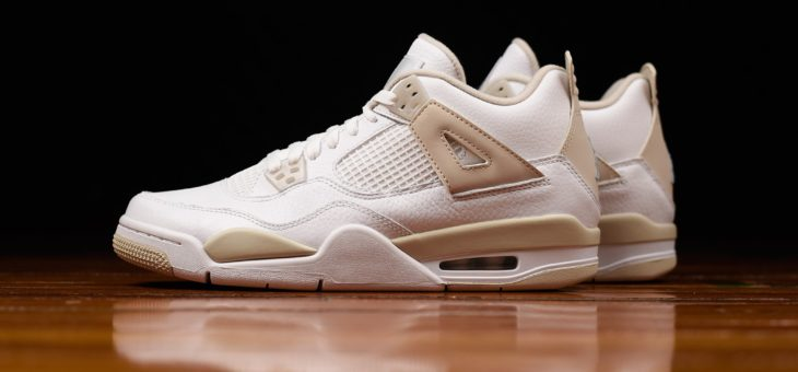June 10th Jordan Retro Releases – Linen 4 and Chutney 13