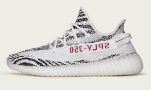adidas Yeezy 350 v2 zebra CP9654 raffles