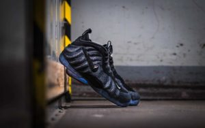 """f13b2156efd Nike will deck out another one of their more iconic lines in the """"wool""""  look. Utilizing a fleece texture atop the Foamposite Pro gives these kicks  a unique ..."""