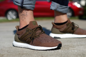 adidas ultraboost 3.0 trace olive S82018