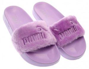 best service 191e5 16b5e Rihanna x Puma Fenty Fur Slide Release Links - Cop These Kicks