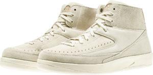 Nike Aid Jordan 2 Retro Decon White Sail 897521-100