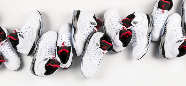 August 5th Jordan Retro 5 Release Links