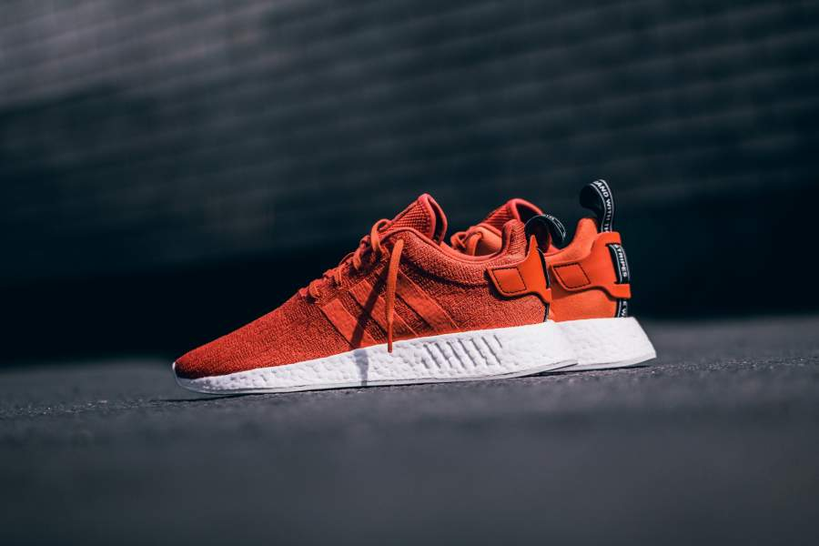 competitive price e5979 0bade The adidas NMDR2 gets the new glitch camo look in mens sizes. These  colorways incorporate adidass Future Harvest color either as accents or  decking out ...