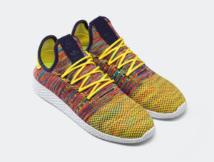 sports shoes c1746 7f3e4 Pharrell Williams x adidas Tennis Hu Multicolor (BY2673)