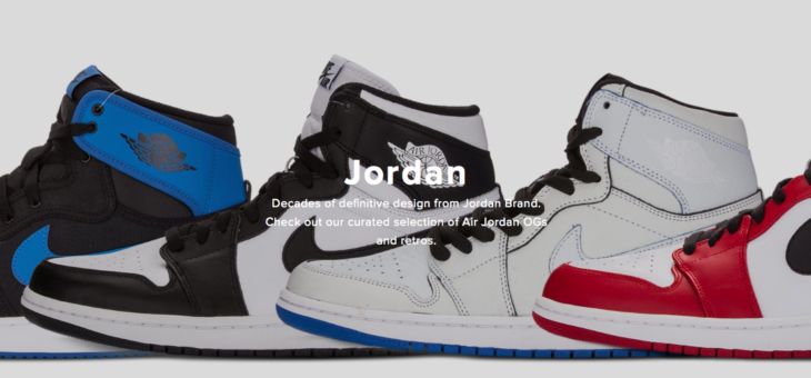 One Day Sale – 15% off All Jordan Kicks
